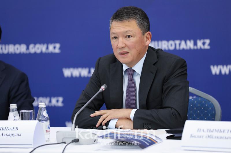 Тимур Құлыбаев мемлекеттік компаниялар санын 2 есе қысқартуды ұсынды