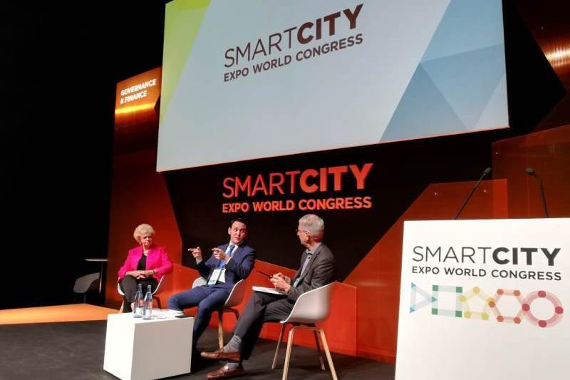 Kazakhstan attends SmartCity Expo World Congress