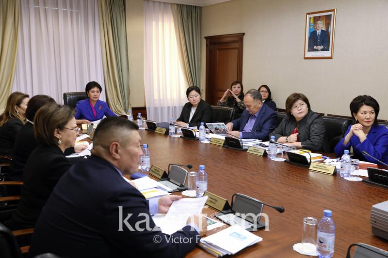 Draft Road Map on Family Support and Development presented in Astana
