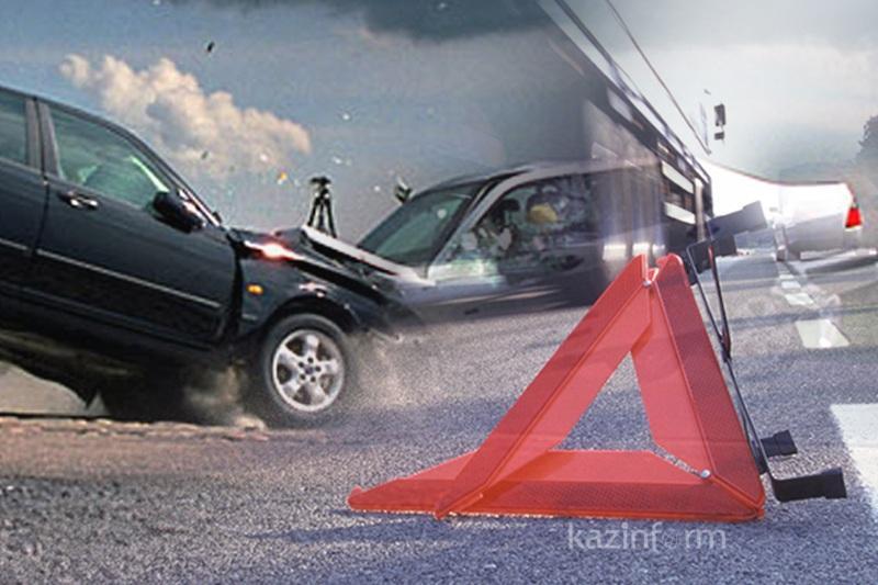Алматы облысында биыл жол апатынан 300-ден аса адам мерт болған