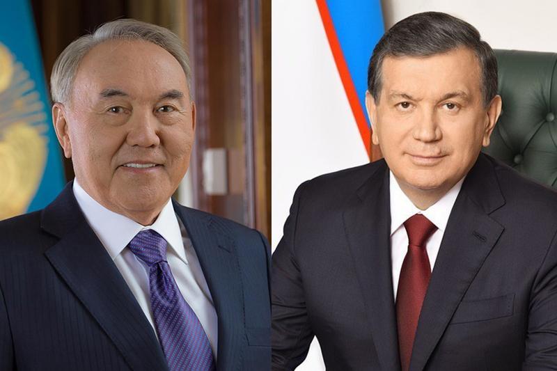 Нұрсұлтан Назарбаев Өзбекстан президентімен телефон арқылы сөйлесті