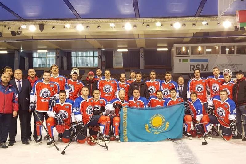 国际冰联洲际杯赛:哈萨克斯坦俱乐部晋级4强