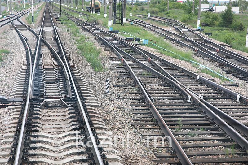 Капремонт 805 км железнодорожных путей провели по программе «Нурлы жол»
