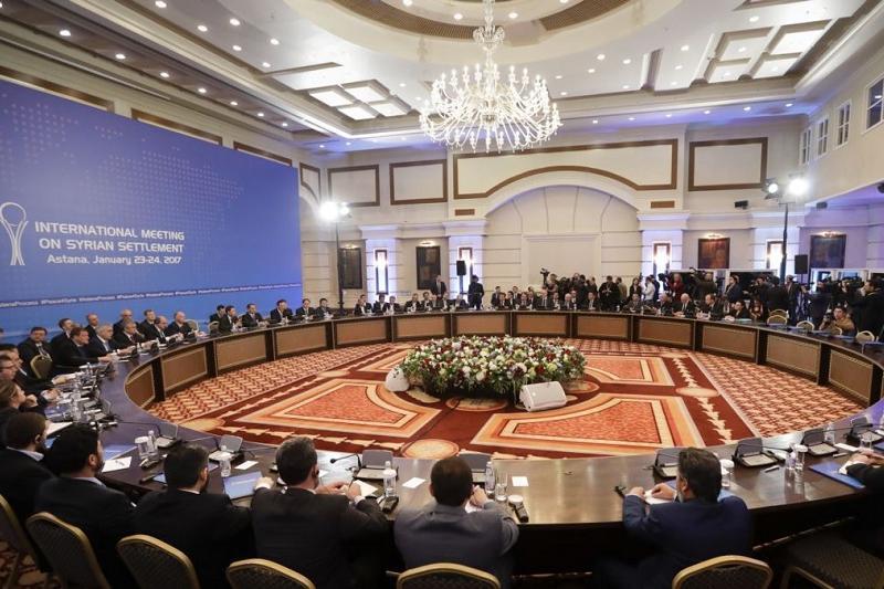 Сирия бойынша Астана процесінің 11-раундында қандай мәселелер талқыланады