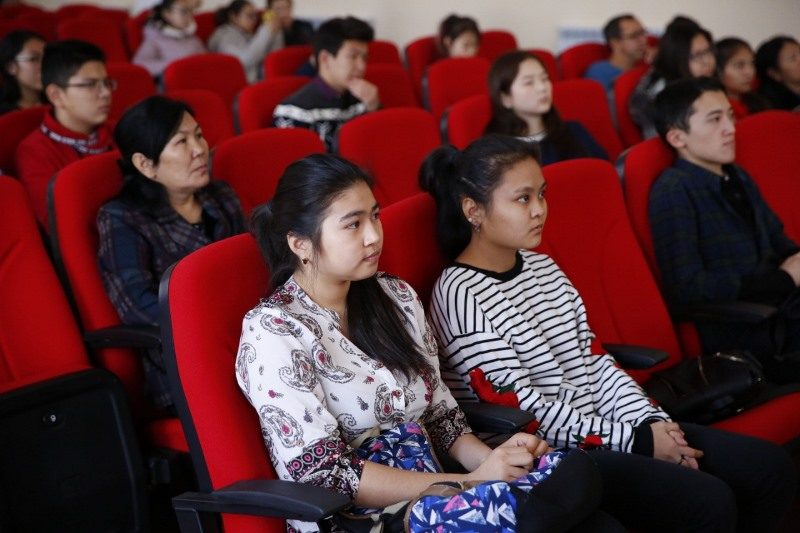 В Атырау прошел день открытых дверей Назарбаев Университета