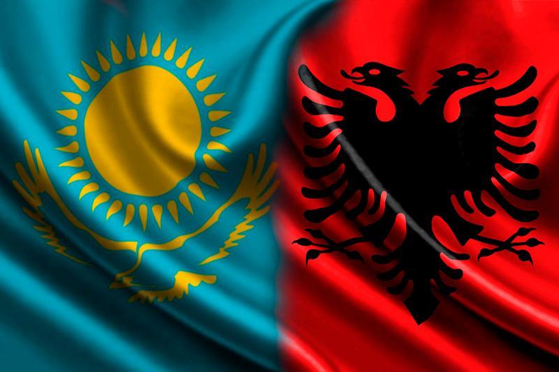 Қазақстан мен Албания сауда байланыстарын нығайтуға ниетті