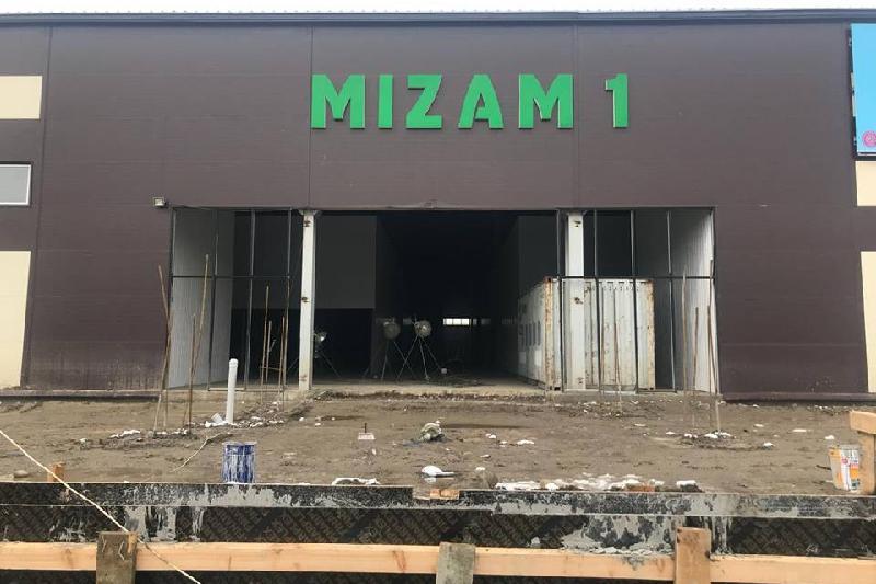 Алматыдағы Mizam базары мәжбүрлі түрде сүріле бастады