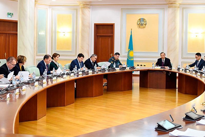 Заседание комиссии по сотрудничеству с международными организациями прошло в МИД РК