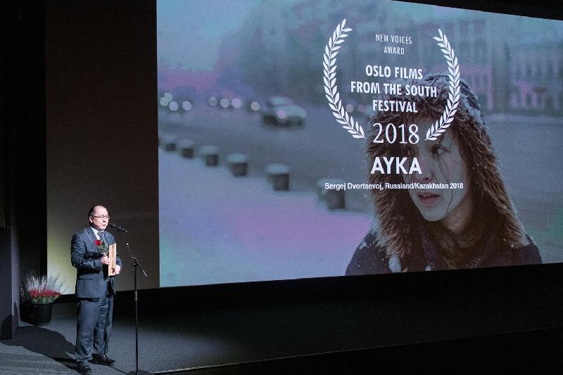 «Айка» фильмі Ослодағы кинофестивальде жеңімпаз атанды