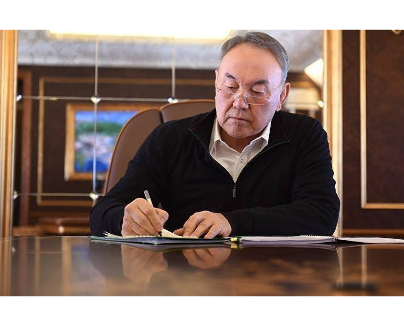 Article by President Nursultan Nazarbayev 'Seven Facets of the Great Steppe'