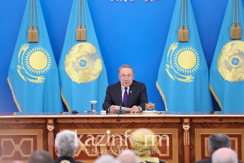 Қазақстанның Терроризмге қарсы кодексіне 70-тен астам мемлекет қол қойды - Елбасы