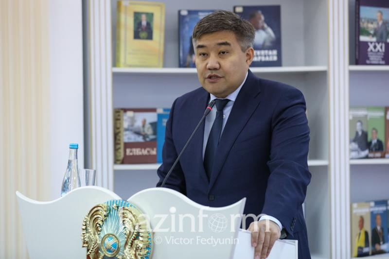 Darkhan Kaletayev suggests opening youth and family affairs divisions across Kazakhstan