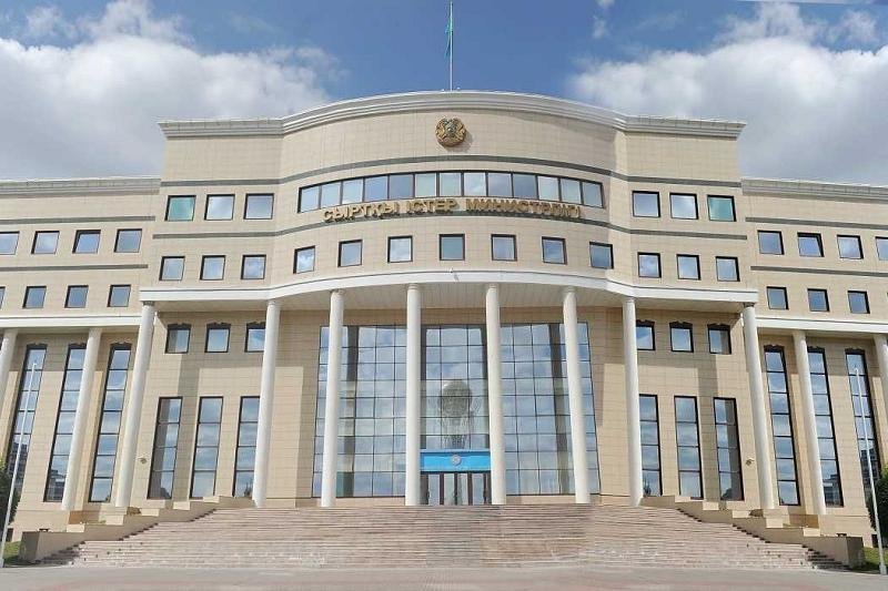 Kazakhstan concerned over situation in Sea of Azov