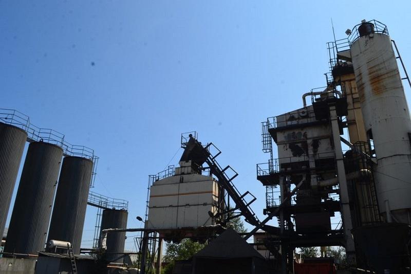 Асфальтобетонный завод запустили в Туркестанской области