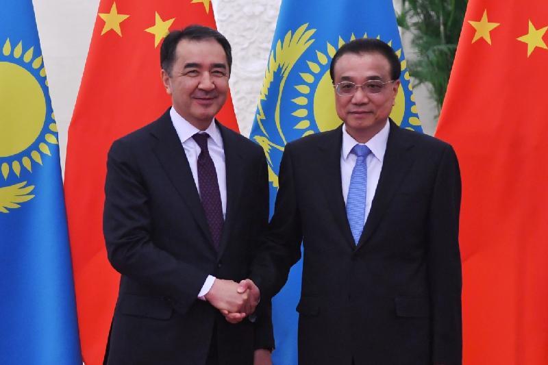 Kazakh, Chinese  intergovernmental talks held in Beijing
