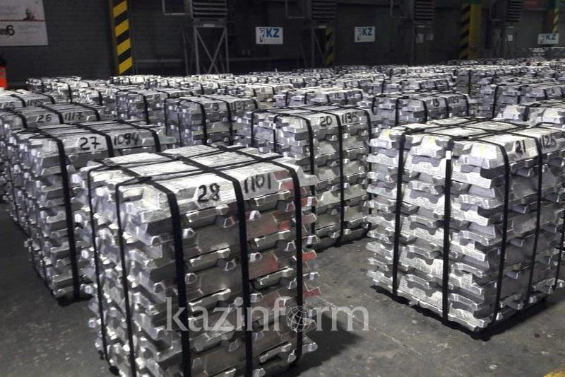 巴甫洛达尔州生产的铝90%用于出口