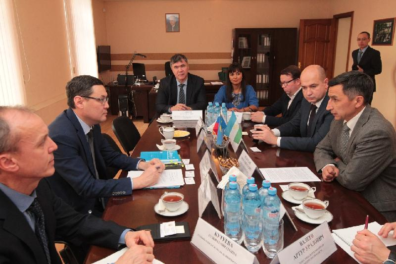 Yerkin Tukumov suggests organizing Days of Kazakhstan Culture in Bashkortostan
