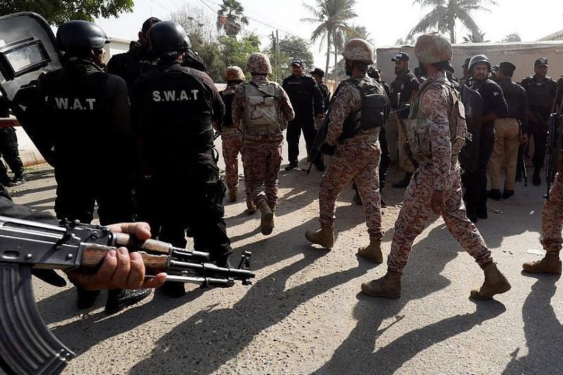 巴基斯坦发生两起爆炸事件  中国总领馆遇袭击