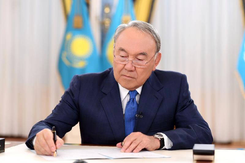 Нурсултан Назарбаев рассказал о главном назначении статьи «Семь граней Великой степи»