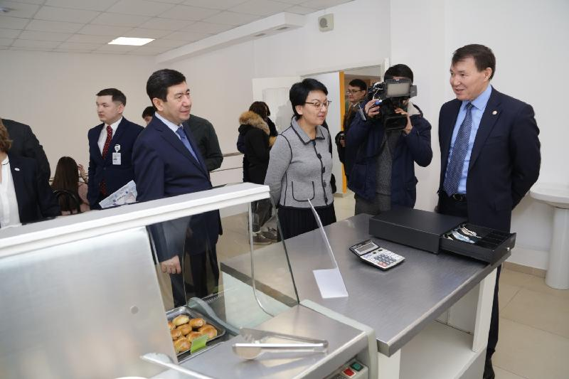 Магазины «честности» открыли в Караганде