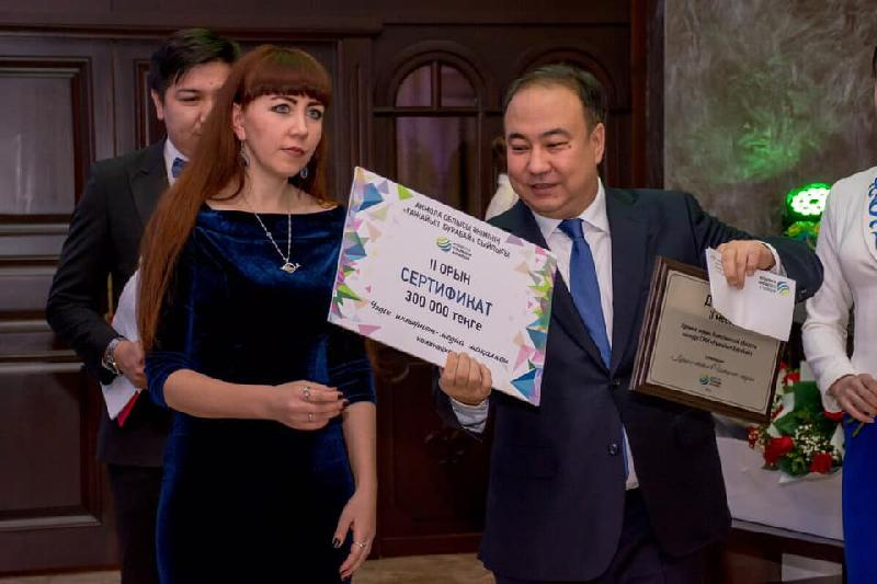 Kazinform correspondents named best in Gazhayip Burabay competition