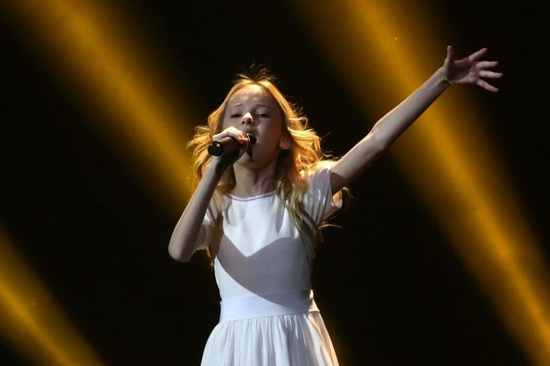 Данэлия Тулешова заняла шестое место на Детском Евровидении-2018