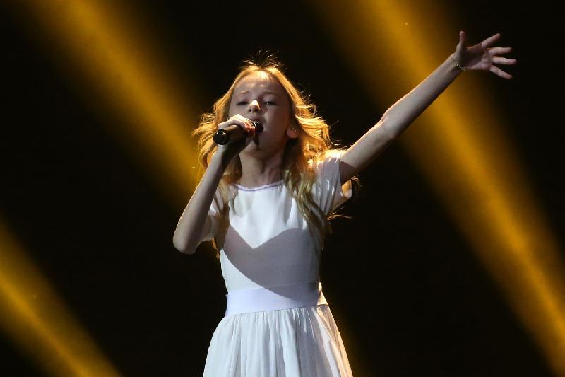 2018年欧洲少儿歌唱大赛获胜者正式揭晓