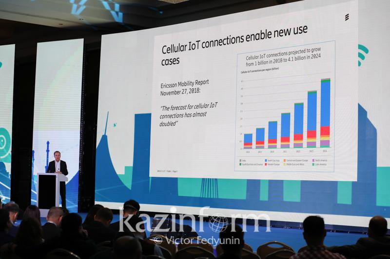 Вопросы цифровой трансформации экономики Казахстана обсуждают на форуме в Астане