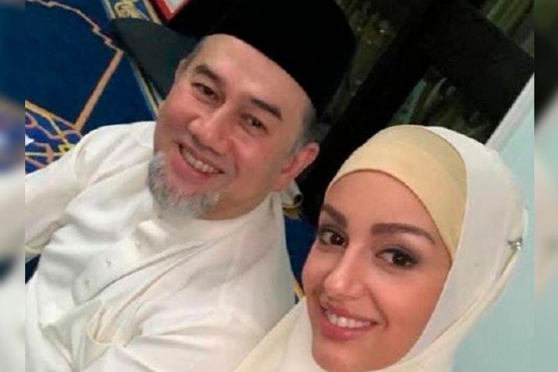 Малайзия королі ислам дінін қабылдаған «Мәскеу аруына» үйленді