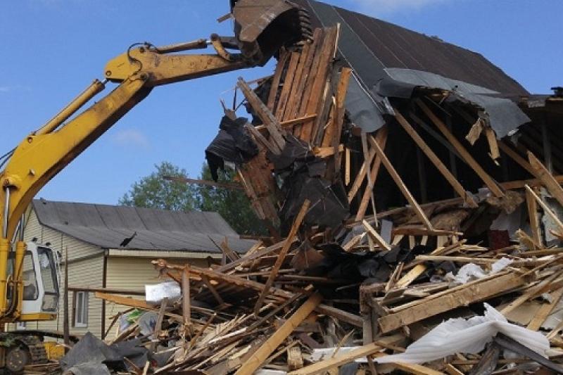 Почти 900 ветхих домов планируется снести в Алматы к 2020 году