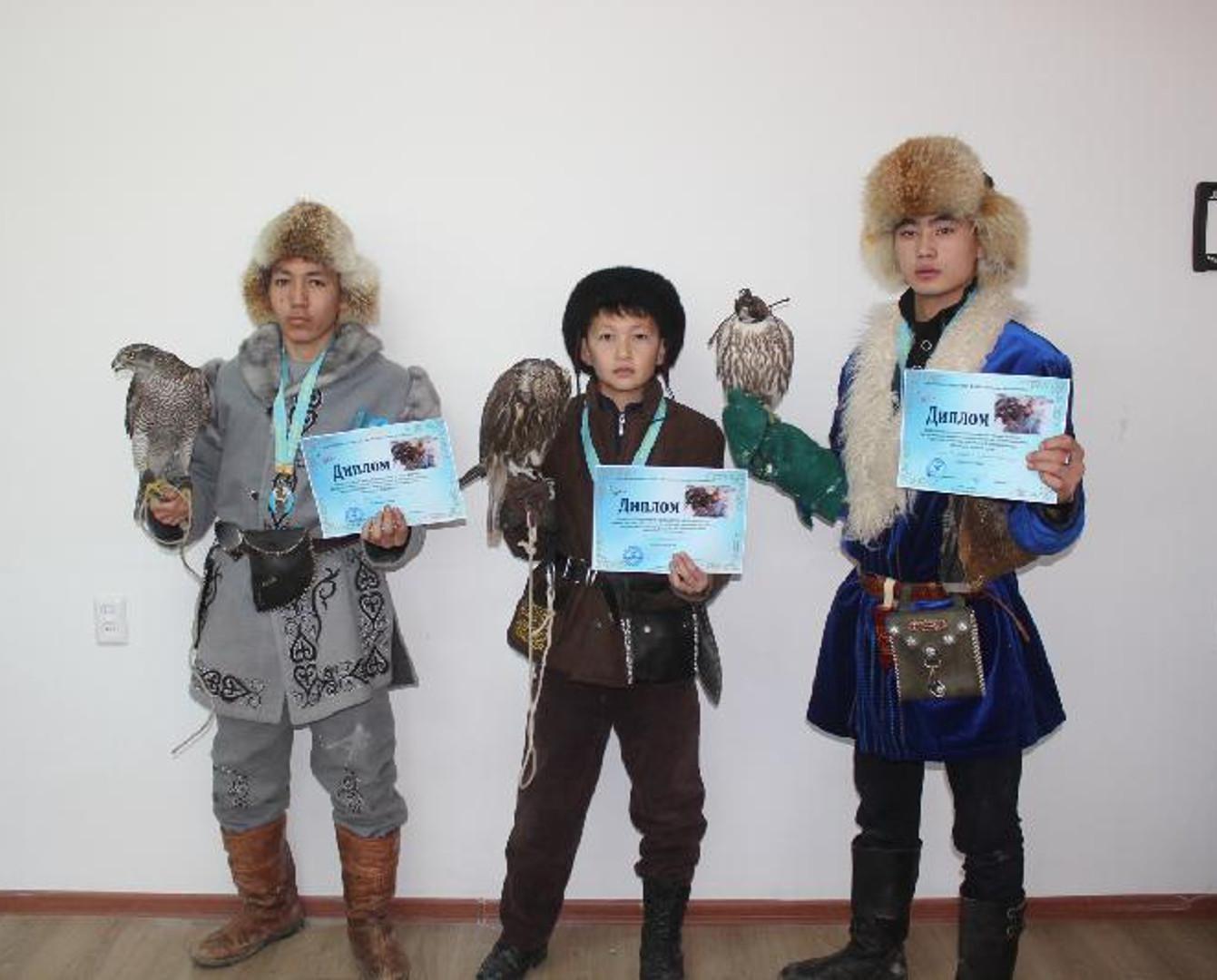 Жамбыл облысында Қазақстанның үздік жас бүркітшілері анықталды