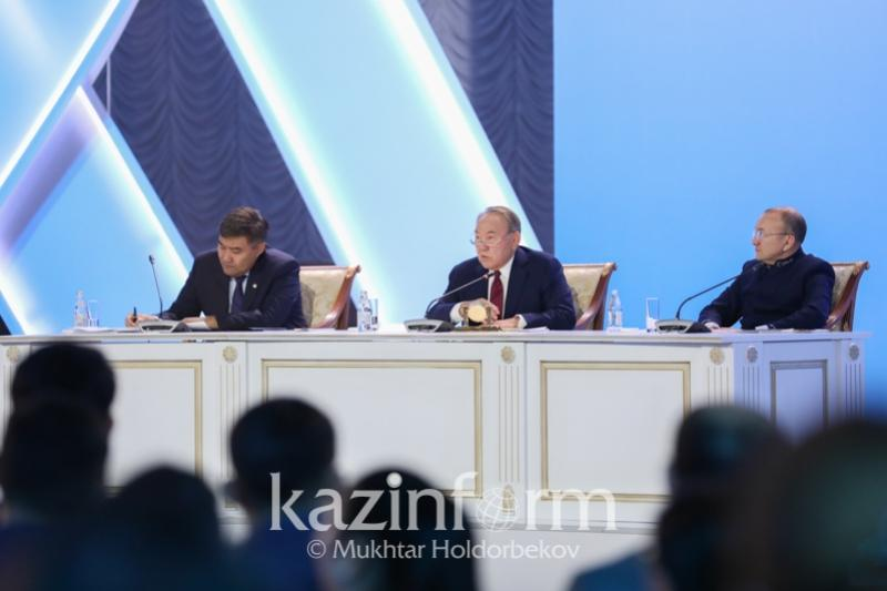Youth should be ready to work, says Nursultan Nazarbayev