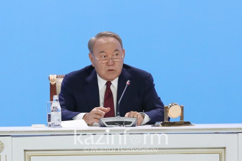 President on biggest challenge Kazakhstan faced during its development