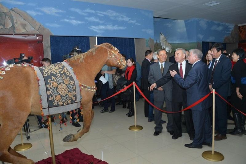 'Seven Facets of the Great Steppe' exposition opens doors in Almaty