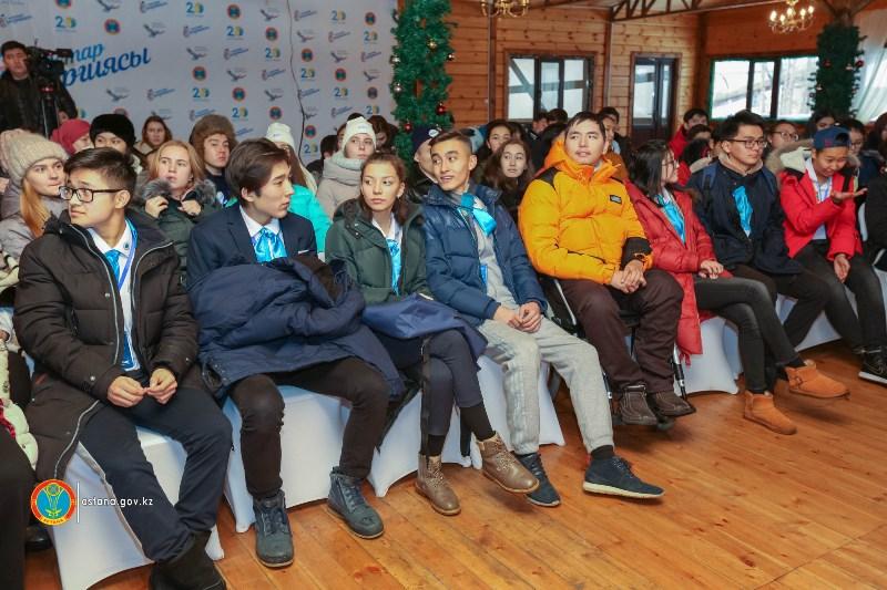 Послание в действии: молодым астанчанам помогут в реализации социальных проектов