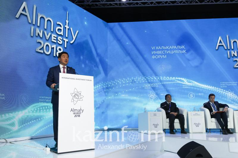 Бауыржан Байбек назвал приоритетные районы застройки в Алматы