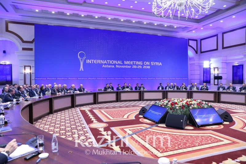 Astana Syria Talks 11th round: What did guarantor states arrive at?