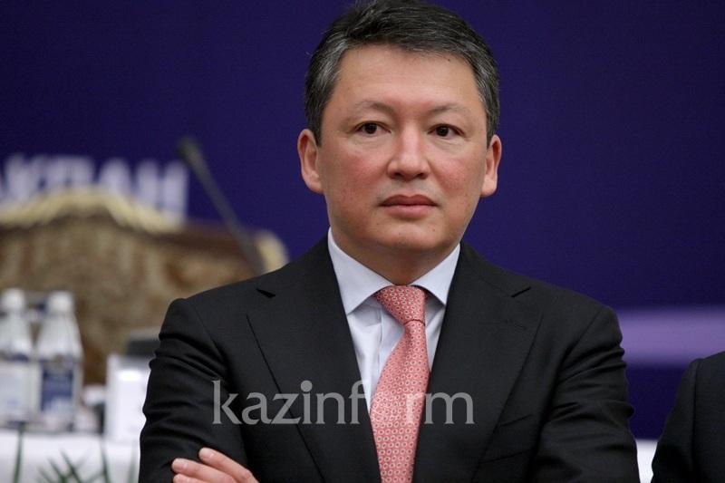 Новую должность получил Тимур Кулибаев