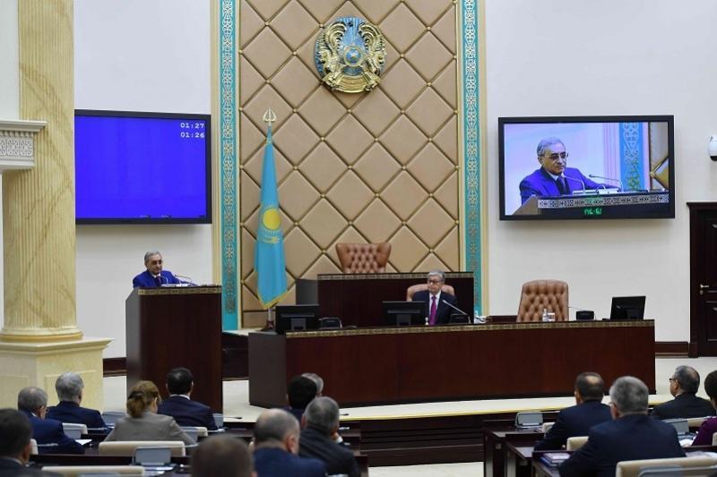 Касым-Жомарт Токаев призвал ученых-правоведов Евразии развивать сотрудничество