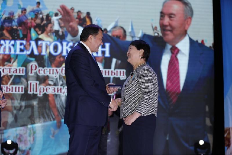 Нурлан Ногаев: Благодаря Первому Президенту о Казахстане узнал весь мир