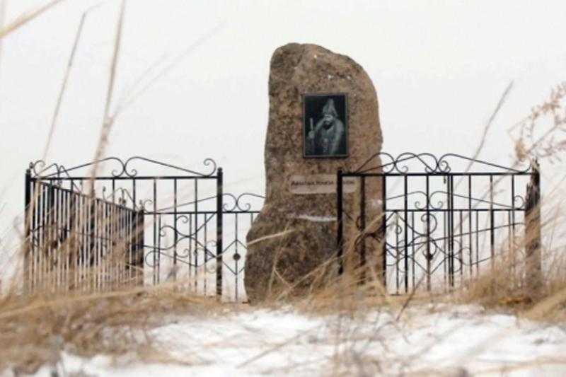 阿布莱汗纪念碑在巴甫洛达尔州落成