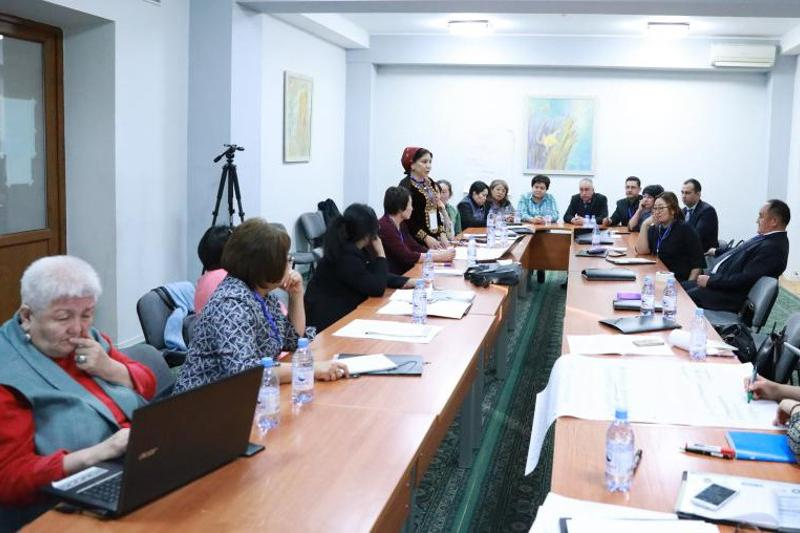 Central Asia Regional School on Multilingual and Multicultural Education opens in Almaty