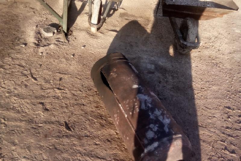 Шымкенттегі кәсіпорында газ баллоны жарылып, бір жұмысшы күйіп қалды