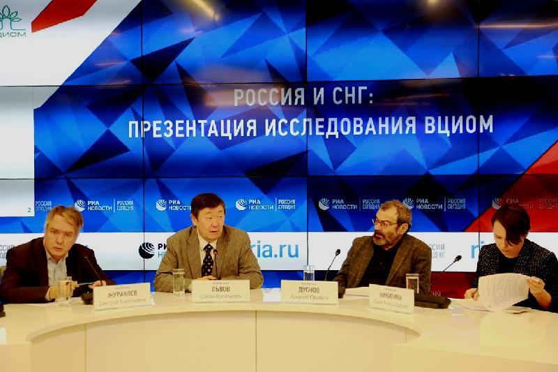 Россияне считают Казахстан самой успешной страной СНГ