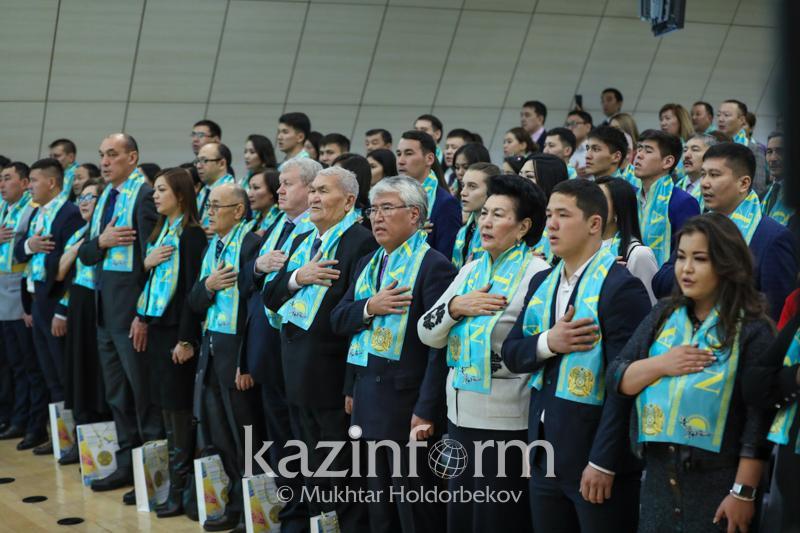 Астанада республикалық патриоттар форумы өтті