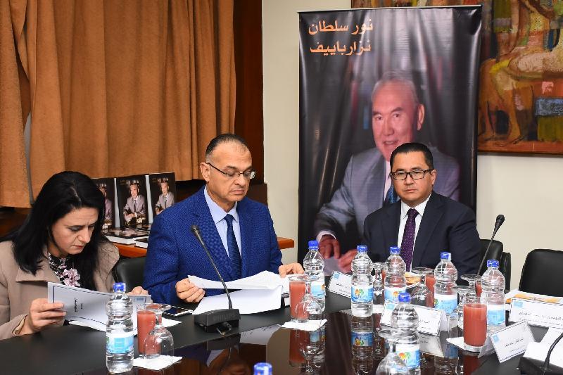 Статья Главы государства требует тесного сотрудничества с архивами Египта - посол