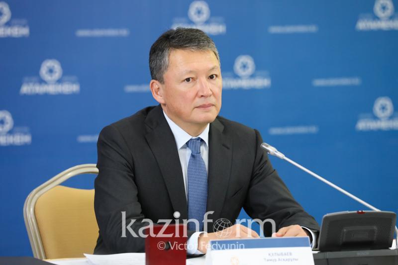 Тимур Кулибаев предложил ввести KPI по закупкам