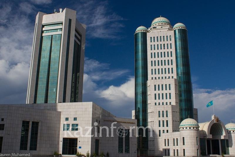 Kazakh Parliament ratified amendments to Agrt on Caspian Sea Bottom Delimitation