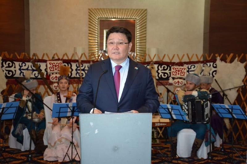 哈萨克斯坦独立27周年庆祝活动在匈牙利举办