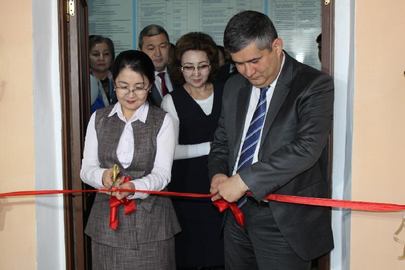 Еще один «магазин честности» открылся в Шымкенте